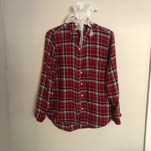 Wrangler Flannel Shirt